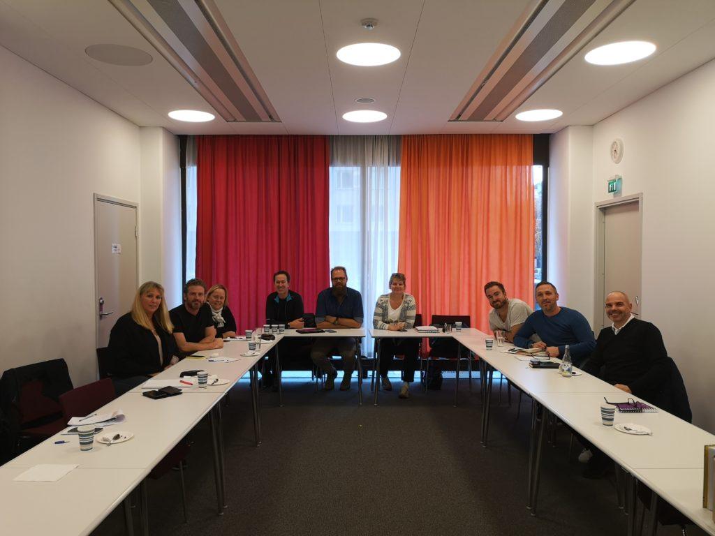 Stockholms Ishockeyförbund bjöd in till en heldag med föreningskunskap för styrelser. Vi pratade även verksamhetsidé, vision och värdegrund och hur detta kan implementeras för att förbättra kulturen i föreningen.